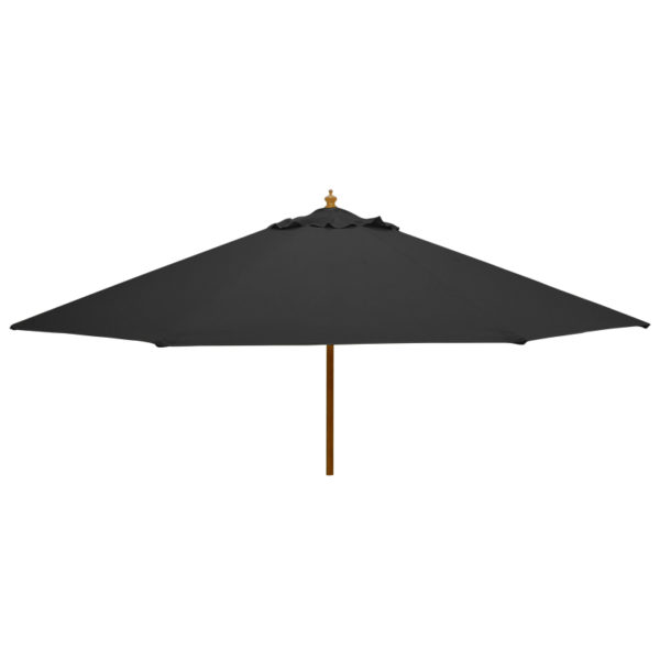 Outdoor Parasol from Pennine Cafe Barriers and cafe banners