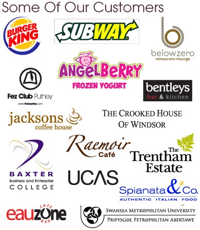 Cafe Barriers and Cafe Banners From Pennine Cafe Barriers - about-image